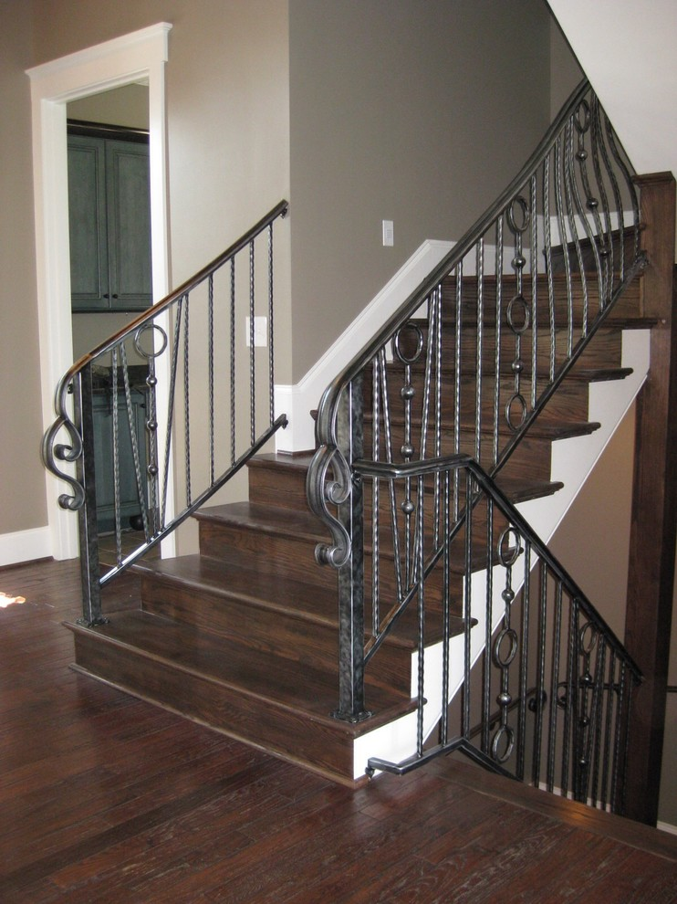 wrought iron stair railings interior simple design and detail of iron stairs american style