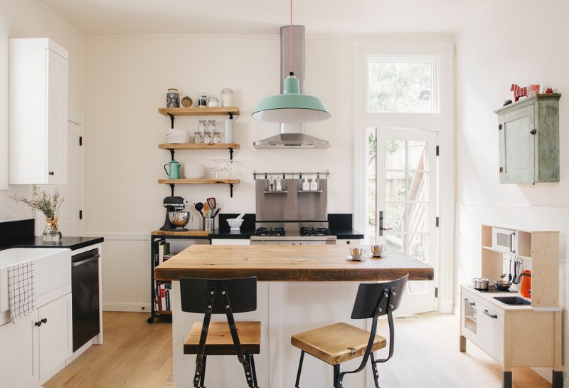 best play kitchens chairs island beautiful floor wall cabinet shelves hanging lamp mini stove oven scandinavian kitchen