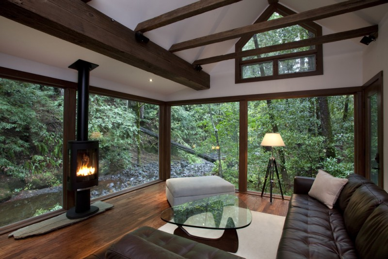 cabin designs and floor plans glass top table sofa wood floor lamp cool window fireplace rustic living room