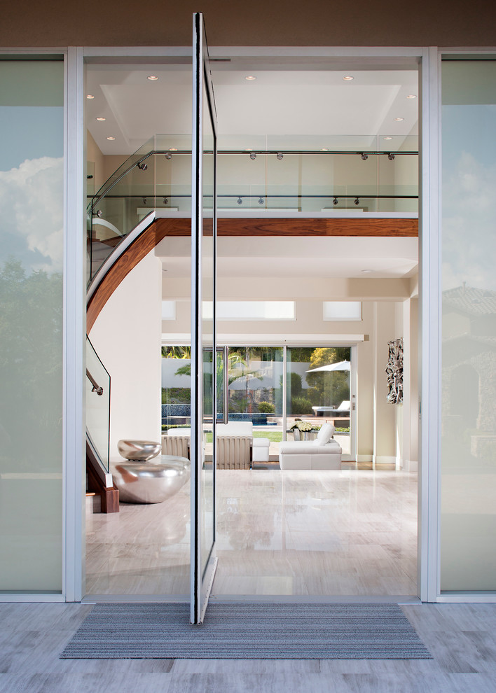 fleetwood windows and doors glass door seating ceiling lights contemporary entry