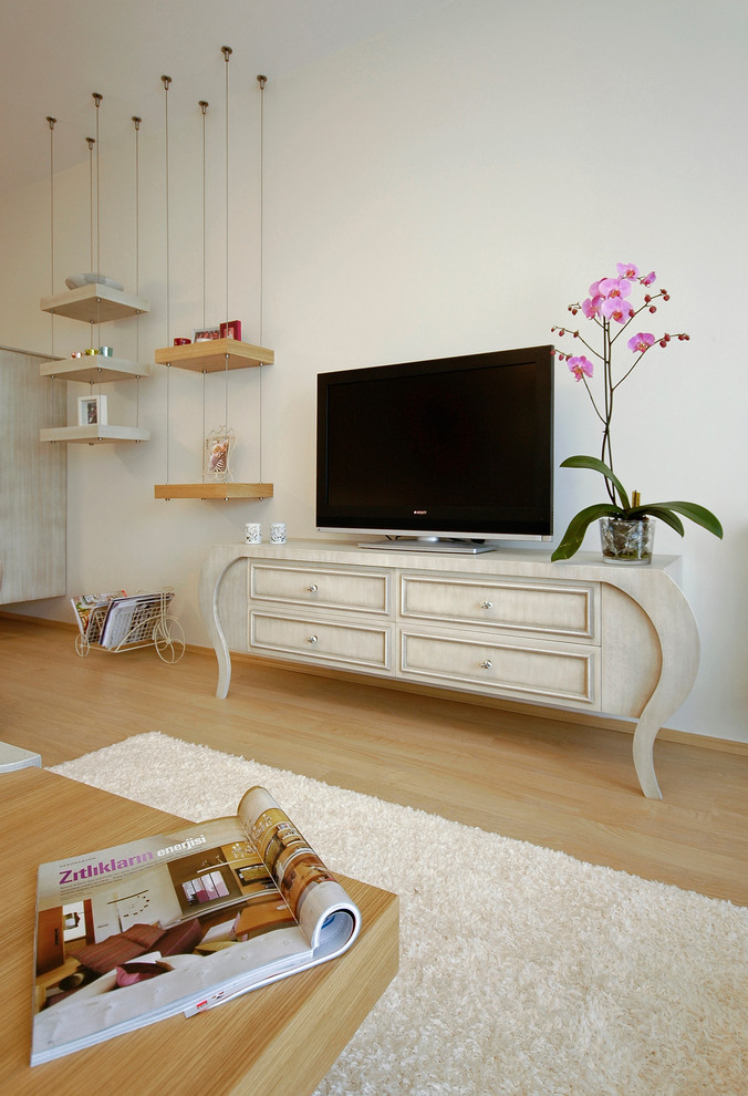 hanging shelves from the ceiling flowers tv carpet beautiful floor sideboard contemporary living room