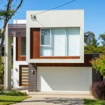house plans for small homes grass trees cool windows plants contemporary exterior