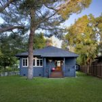 house plans for small homes grass trees stairs blue walls red chair cool window fence craftsman exterior