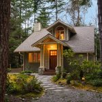 house plans for small homes trees windows door pillars roof cool lamps traditional exterior