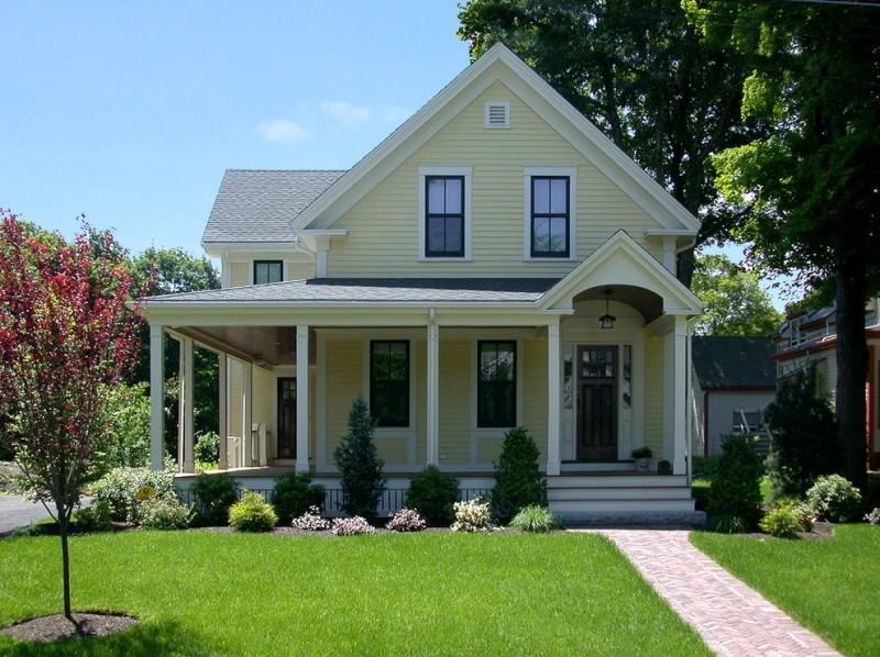 house skirting ideas grass pathway stairs windows door pillars plants traditional exterior