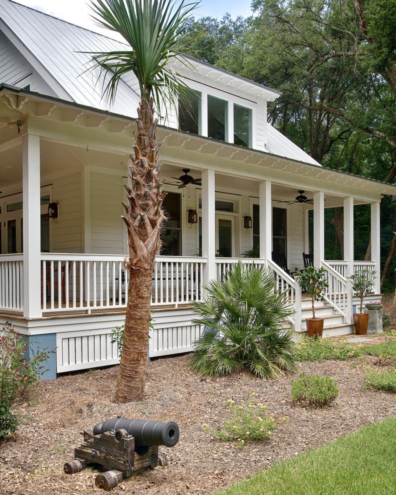 house skirting ideas small cannon stairs railing ceiling fans tropical porch