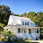 House Skirting Ideas Stairs Railing Windows Roof Beautifully Bright Traditional Exterior