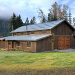 Houses That Look Like Barns Grass Doors Windows Trees Roof Rustic Exterior