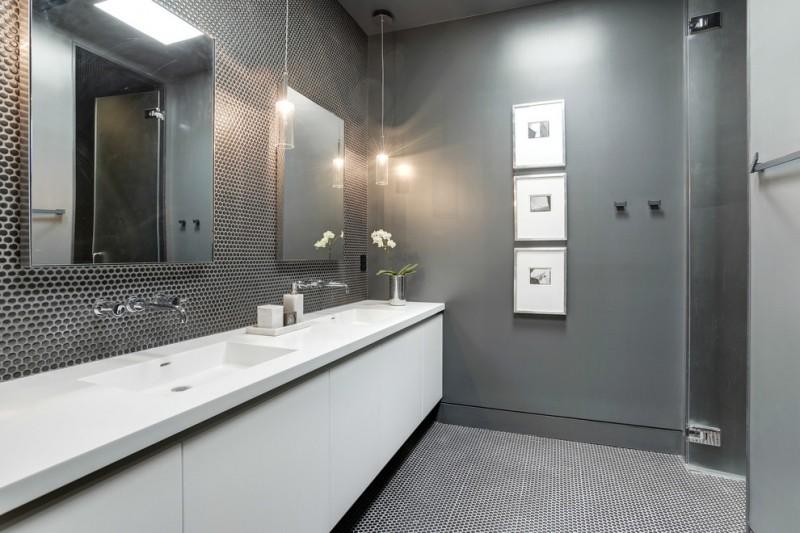 kate spade bathroom mirrors cool hanging lamps wall decor faucets dark walls contemporary room