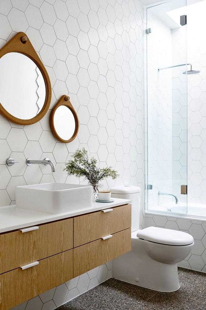 kate spade bathroom toilet faucet decorative plant mirrors bathtub shower contemporary style room