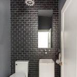 Kate Spade Bathroom Toilet Mirror Towel Rack Cool Lamp Contemporary Style Room