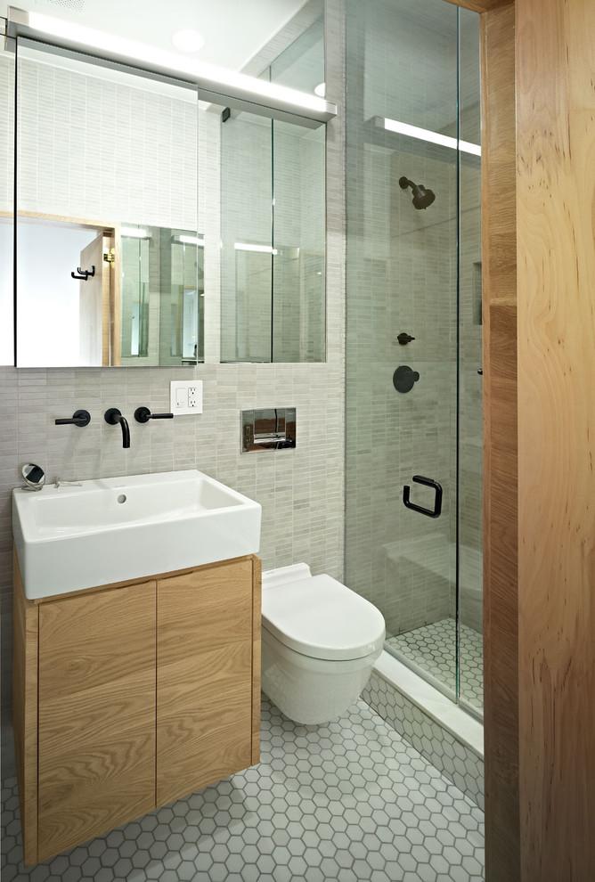 kate spade bathroom vanity glass door mirror faucet toilet shower contemporary style room