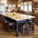 large kitchen islands with seating and storage cool floor shelbes cabinets books stove drawers stools window lamps traditional room
