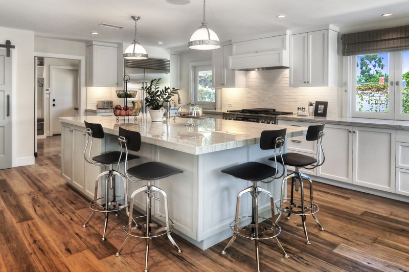 modern kitchen islands with seating fabulously cool large kitchen islands with seating and 585