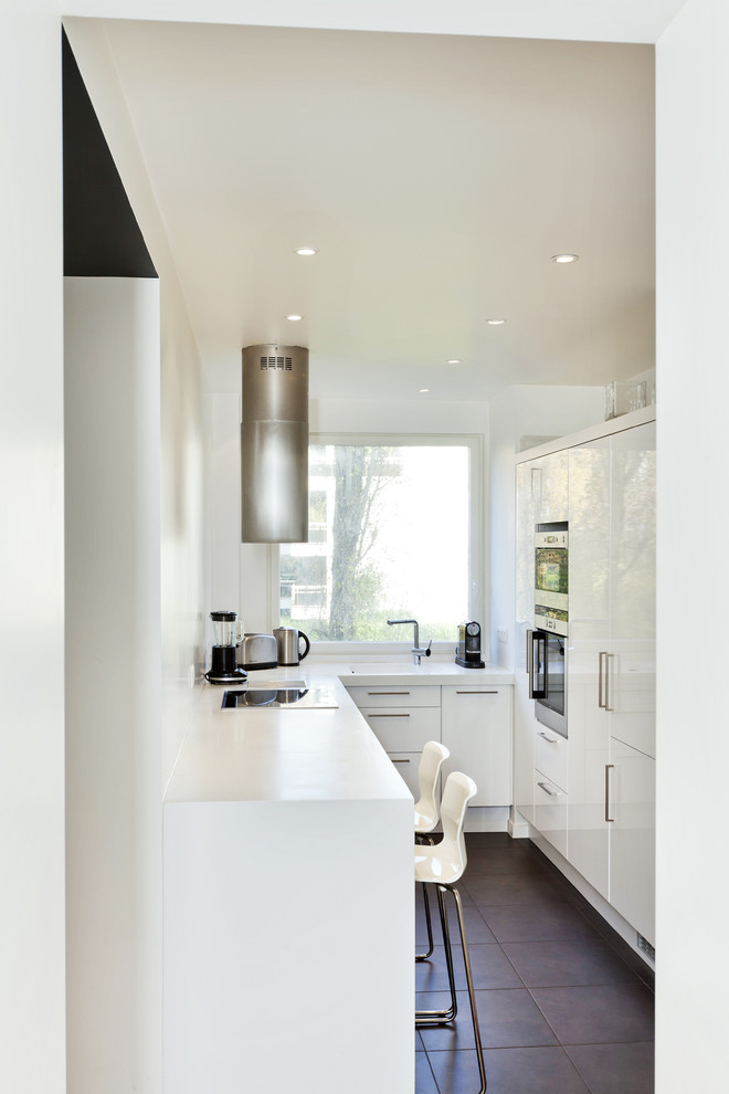 mini kitchen units small chairs ceiling lights big window cabinet drawers mini contemporary kitchen