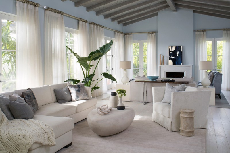 mission style living room furniture sofa chairs lamps beach style