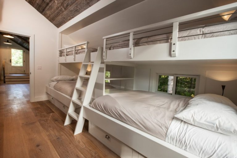 Stunning Rooms to Get Ideas for One Bedroom Cabin Plans ...