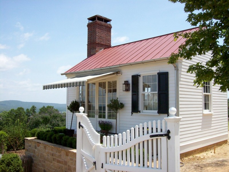 very small house plans white walls cool roof windows doors plants beautiful traditional exterior