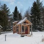 Very Small House Plans Windows Door Roof Small Pillars Beautiful Rustic Exterior