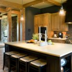 Good Colors To Paint A Kitchen Charcoal Walls Beautiful Floor Stove Island Stools Shelves Cool Hanging Lamps Backsplash Chairs Cabinets Rustic Room