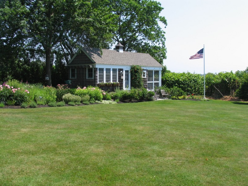house plans for small homes grass field flowers flag trees windows roof chairs beach style exterior