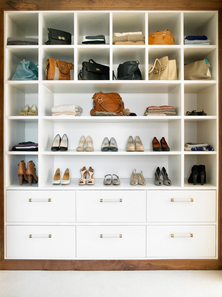 Diy Closet Organization With Drawers