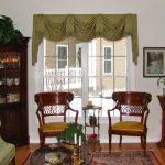 Valances For Living Room Mpire Valance Formal Living Room Green Tassel Fringe Trim Mediterranean Rug Plant Decor Cabinet