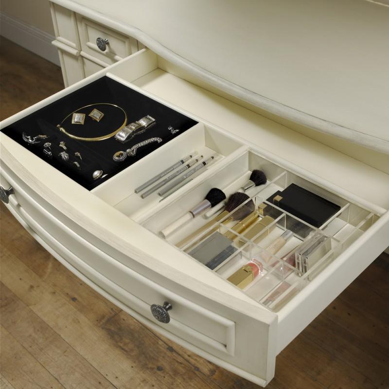 vanity organization ideas stone mill hardware antique black dahlia cabinet knob white vanity with nice drawers