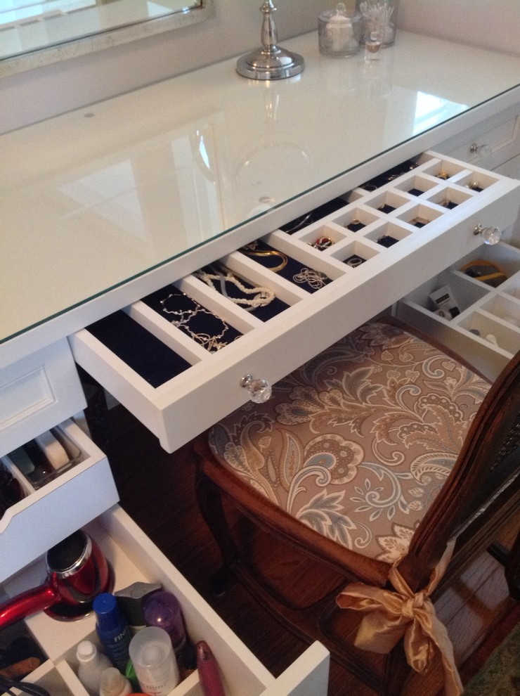 Intelligent Vanity Organization Ideas To Get Inspiration