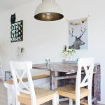 Contemporary Dining Room Idea Folding Dining Table Dining Bench French Style Dining Chairs With X Shaped Backs
