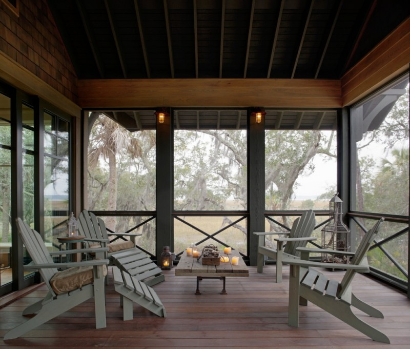 Screened In Porch In Many Amazing Ideas Applied Decohoms