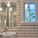 Corner Sink Hansgrohe Talis Single Hole Open Spout Lavatory Vaucet In Polished Chrome Tech Lighting Unique Wall Tile Design Mirrors