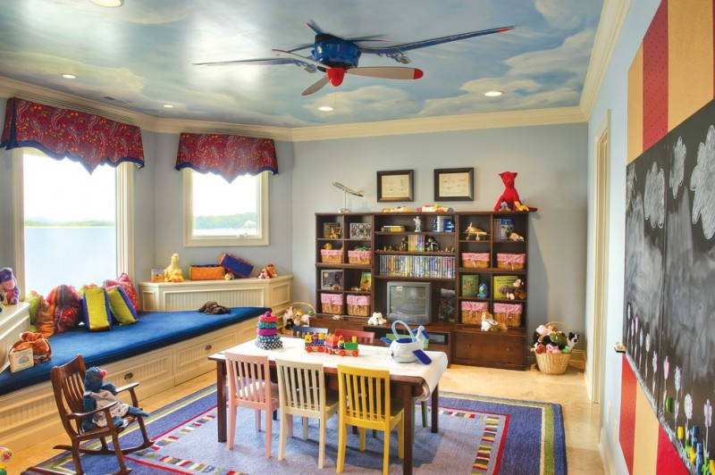 Getting Inspired By Ten Enchanting Kids Ceiling Fans