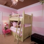 Kids Ceiling Fans Area Rug Bunk Bed Ceiling Fan With Lighting Dresser Embroidered Bedding Leathered And Tufted Bench Pink Side Table