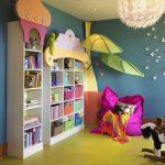 Cute Bean Chandelier Pink Bean Yellow Floor Cute Cubbies Wall Decoration Recessed Lightings Dools Colorful Walls