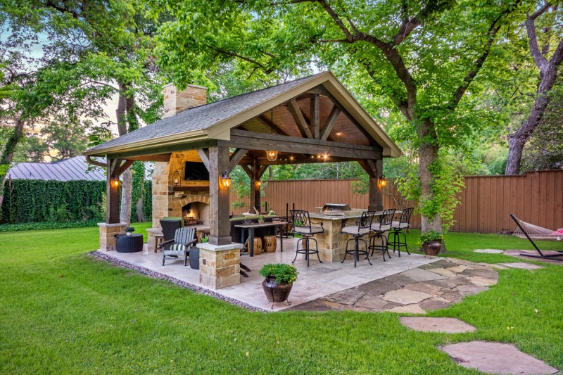 gazebo lighting iron barstools with cushions sconces ceiling pendants fireplace built in island armchair green armchairs