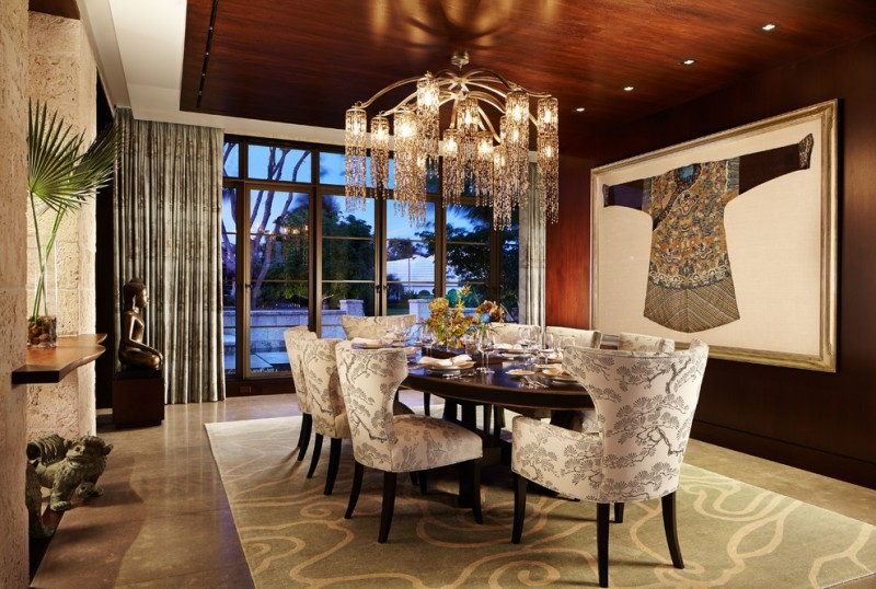 Adorable Asian Dining Table Ideas For Your Beloved