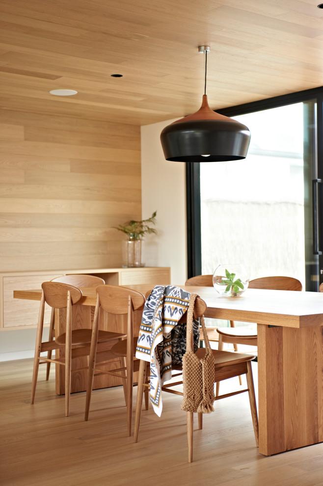 solid wood dining table sets black pendant lamp wooden dining table wooden chairs built in wooden cabinet black framed glass sliding door