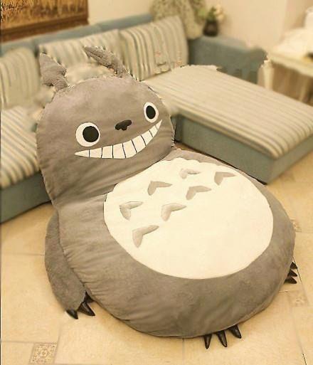 Totoro bean bag