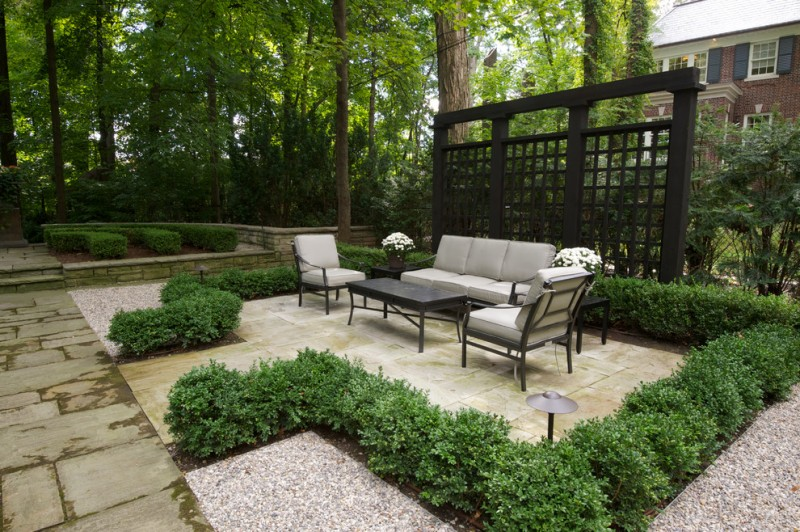 metal patio dining chairs light grey chairs and sofa cushions black metal coffee table black side tables paver yellow granite floor tiles