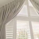 Beautiful White Curtain For Apex Windows