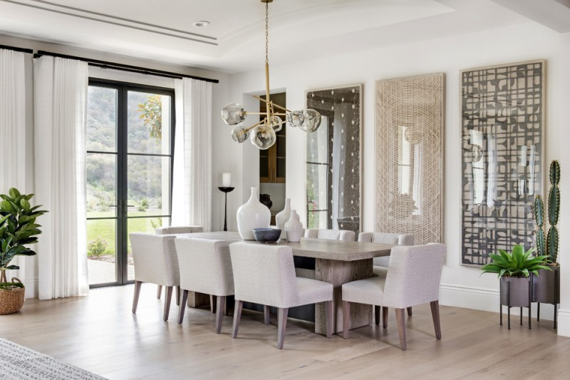 Admirable Transitional Dining Room Sets For Your