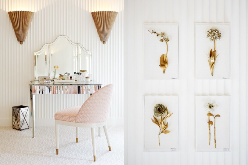vanity chair gold and white wall decor chrome vanity desk patterned vanity cair white textured walls vanity mirror wall sconce