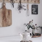 Wooden Boards With Wooden Hooks